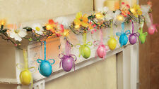 Led Lighted Easter Egg Garland, by Collections Etc