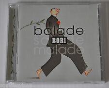 BALADE: EDGAR BORI CD Quebec French Album