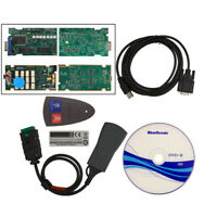 Diagbox 7.83 Full Chip 921815C for PP2000 Citroen/Peugeot Diagnostic Tool PSA XS