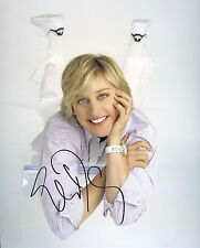 ELLEN DEGENERES SIGNED 8X10 Celebrity Photo Picture Pic Reprint 1