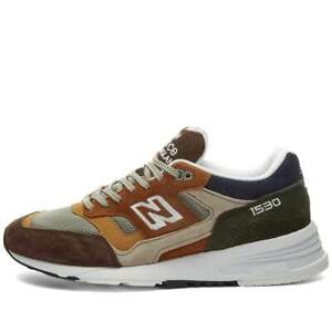 New Balance Sample Lab 1530X Made in England in Brown Limited Edition UK 8