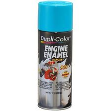 Duplicolor DE1643 Engine Enamel Paint, Torque 'N' Teal, 12 Oz Can