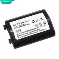 EN-EL4 EN-EL4A Battery Replacement for Nikon D2X D2H D2Xs D2Z D3 D3S D3X F6 SK