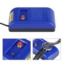 Demagnetizer Watch Repair Screwdriver Tweezers Electrical Demagnetise Tools Kit