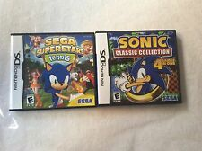 Sonic Nintendo DS Game Bundle