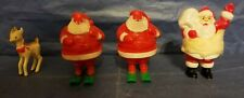 Vintage Lighted Santa Claus'