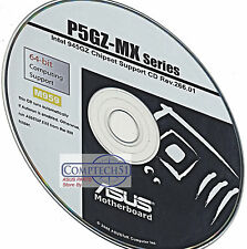 ASUS P5GZ-MX SERIES MOTHERBOARD AUTO INSTALL DRIVERS M959