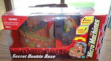 Secret Double Base Micro Machines Military Playset – Brand New