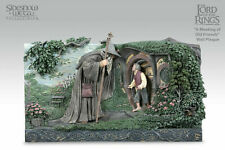Lord of the Rings Herr der Ringe Meeting Old Friends Sideshow Weta
