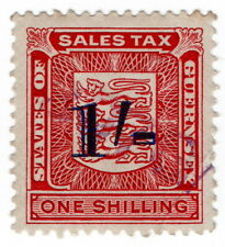 (I.B) Guernsey Revenue : Sales Tax 1/-