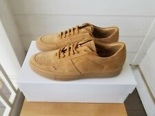 $475 NEW Men's Common Projects Bball Low Amber Suede - EU 40 | US 7