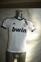 MAILLOT FOOT ADIDAS REAL DE MADRID TAILLE 11/12 ANS  JERSEY MAGLIA FOOTBALL NEUF