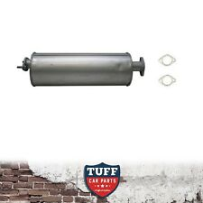 TF Holden Rodeo 2.6lt 4Cyl Petrol Standard Exhaust Muffler Assembly with Gaskets