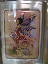 New Amy Brown The Brat Stainless Steel 3Oz Flask Faery Fairy