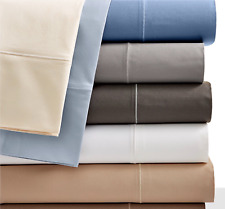 HOTEL COLLECTION 525 THREAD COUNT WHITE KING SHEET SET