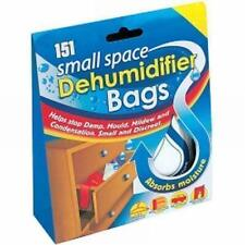 INTERIOR DEHUMIDIFIER BAGS MOISTURE ABSORBER DAMP MOULD CLOTHES DRAWER WARDROBE