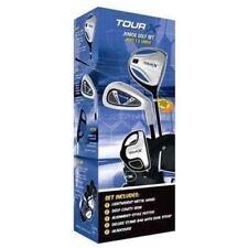 Toddler Size Junior Kids Left Handed Hand Real Golf Clubs Golfing Set Kit Bag