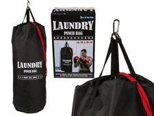 """Laundry Punch Bag Wäschekorb Wäschesack Boxsack für schmutzige Wäsche """"Sandsack"""""""