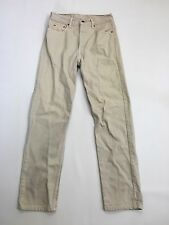 Men's Levi 615 'Tapered' Jeans - W32 L32 - Beige Wash - Great Condition
