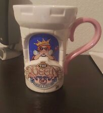 Mary Engelbreit Me The Queen of Everything 2000 Teleflora Gift Mug Cup Castle