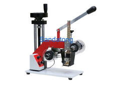 Up Down Type Date Code Ribbon Printer Hot Foil Stamping Printing Machine 220v