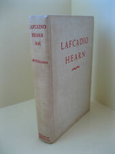"""""""Lafcadio Hearn"""" - Inscribed by Vera McWilliams, First Edition"""