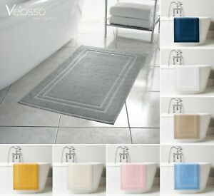 Luxury Hotel Quality Cotton Towel Bath Mat 50x80cm Heavy Bath Mat Thick Quality