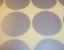 60 Luz Rosa 45 Mm 1 3//4 pulgadas de código de color dots ronda de pegatinas Sticky ID de etiquetas