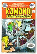 KAMANDI #15 Apes in Control of Washington DC! DC Comic Book ~ VF