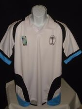 Fiji 2015 Rugby Union World Cup IRB World Rugby S/S Polo Shirt Sz. M