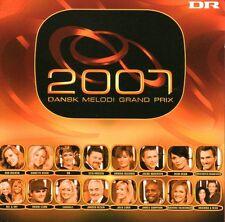 CD Dansk Melodi Grand Prix 2007, Eurovision, Danish Pre-Selection, Dänemark