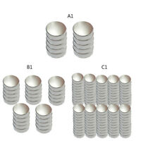10/20/50/100Pcs Super Strong Neodymium Magnet Round Cylinder Disc Rare Earth N35