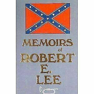 Memoirs of Robert E. Lee by A. L. Lang (1992, Hardcover)