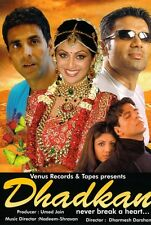 Dhadkan - DVD (Sunil Shetty, Akshay Kumar, Shilpa Shetty) Bollywood