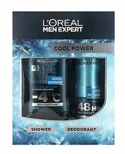 L'Oreal Men Expert 2 Piece Set - 150ml Antipersperant and 300ml Shower Gel