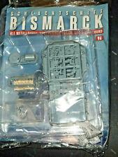 Bausatz - Schlachtschiff Bismarck - Nr.94 - Hachette
