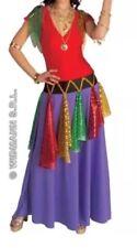 Gipsy Queen Costume dress Headband) Gypsy Fortune Teller Dancer Ladies Xl