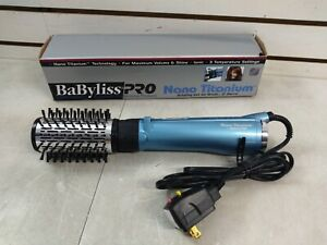"Babyliss PRO Nano Titanium 2"" Rotating Hot Air Brush BABNT178 (s.23)"