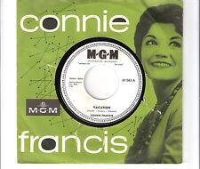 CONNIE FRANCIS - Vacation                        ***Promo***