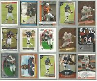Vernand Morency Houston Texans Oklahoma State 15 card 2005 RC lot-all different