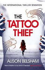 The Tattoo Thief-Alison Belsham