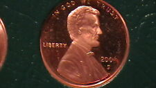 WOW!! AWESOME GEM 2003-S PROOF CAMEO LINCOLN CENT WOW!!   831A6rl