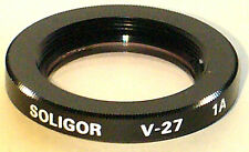 FILTRO SOLIGOR SKYLIGHT 27 mm 1A - MADE IN JAPAN - INTROVABILE