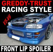 Subaru Impreza 99-00 Downforce Racing Front Lip Spoiler Splitter