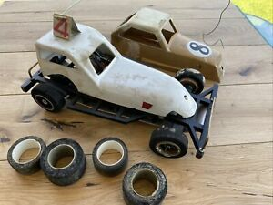 Vintage Mardave Stock Car 1/12th Electric Rc