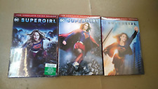 NEW Supergirl The Complete Series Season 1 2 3 (DVD 2018, 15-Disc Box Set) 123