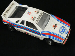 Hot Wheels 1:43 Lancia Rally 037 Martini Racing WRC Group B 1982 Rally Car