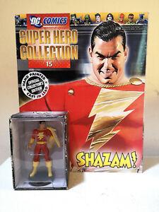 Eaglemoss Marvel DC Comics Superhero Collection Shazam