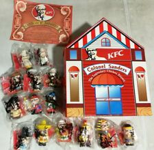1999 KFC Colonel Sanders World Tour complete set of 16 With Certificate mint!!!