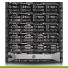 Dell PowerEdge R510 Storage Server | 2x E5649 6 Core | 32GB | PERC6i | 8x Trays